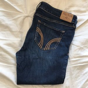 Hollister High Waisted Skinny Jeans